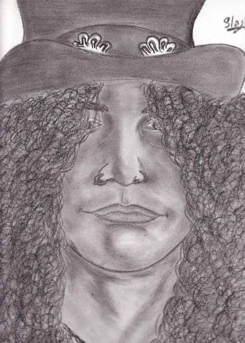 Slash by keiilapeppers